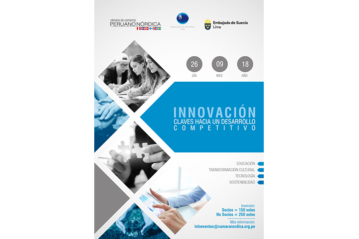 Innovación: claves hacia un desarrollo competitivo 2018