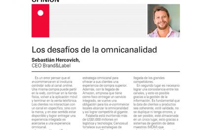 El Mercurio: Los desafíos de la omnicanalidad