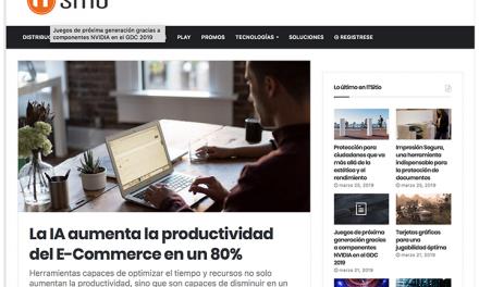 it Sitio: La IA aumenta la productividad del eCommerce en un 80%