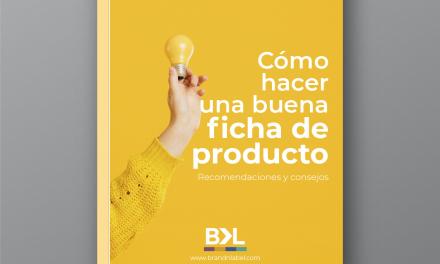 ebook: Cómo hacer una buena ficha de producto
